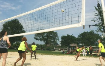 DC's Best Volleyball Leagues Adult Social Sports DC Maryland Virginia DC Fray #FrayLife