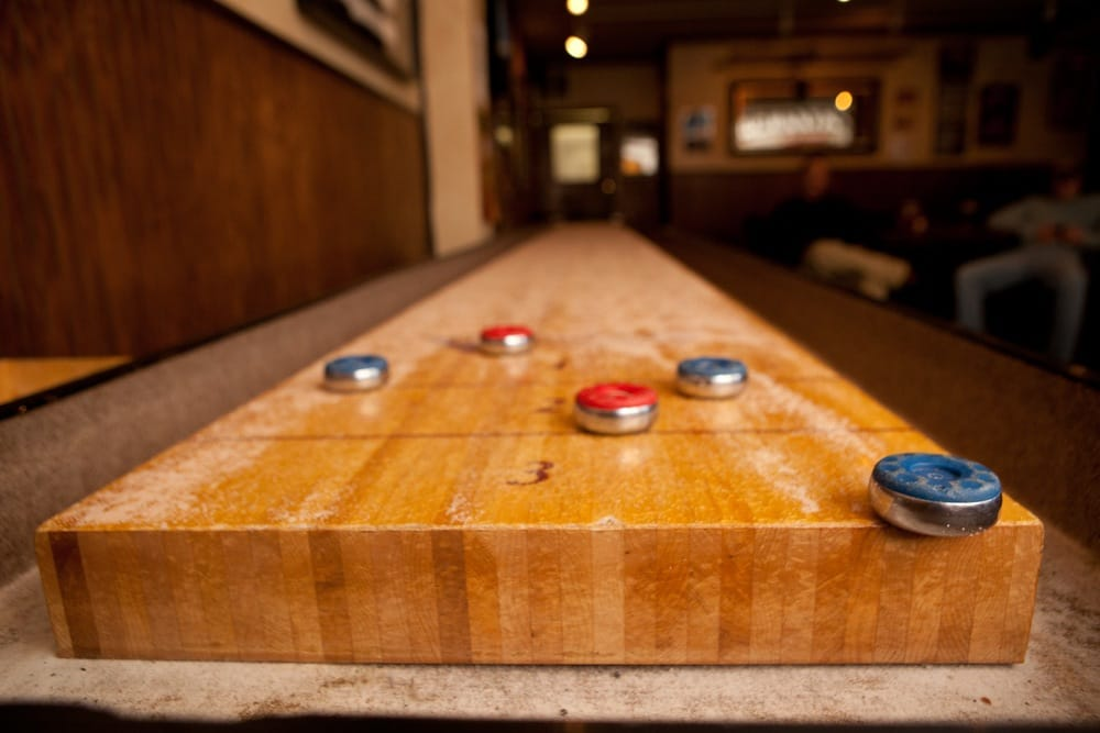shuffleboard dating