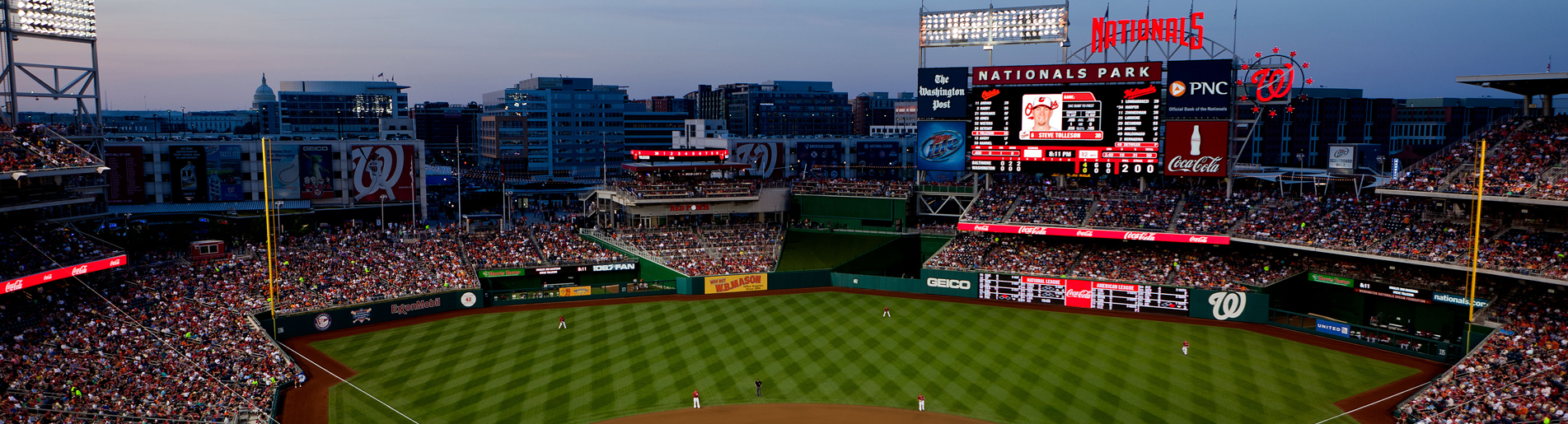 Nats Night Out V Phillies Dc Fray