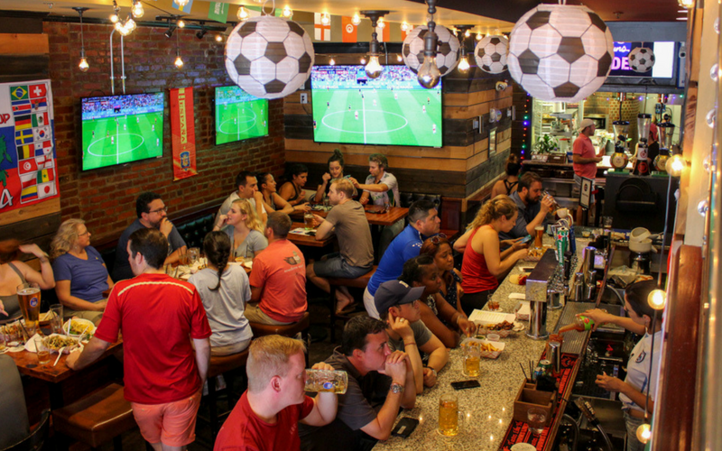 The World Cup Popup Bar on U St. is Our New Go-To Place to Watch the ... ac69b4f7c196