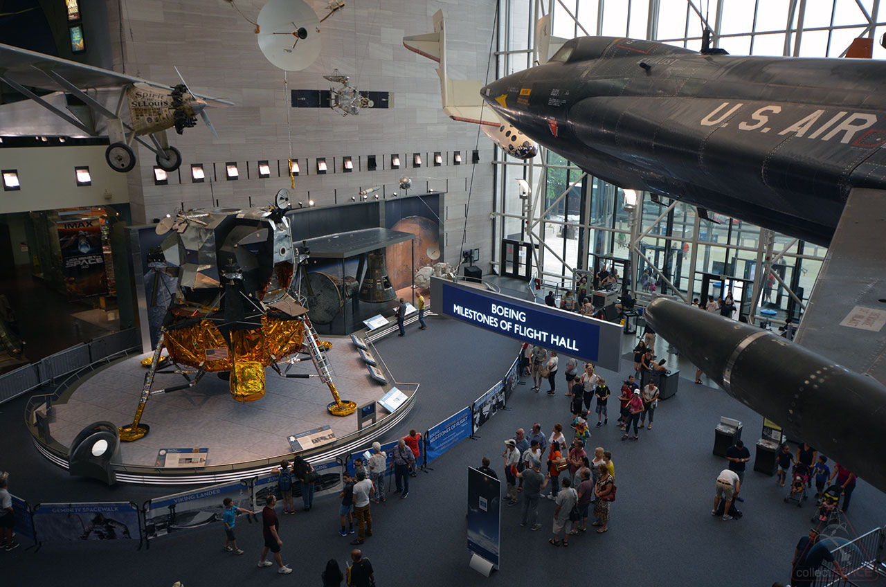 National Air And Space Museum Dc Fray