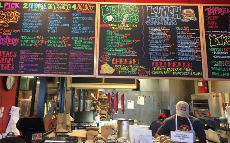 7 Places You Can Devour the Most Delicious Bagels in DC   DC Fray