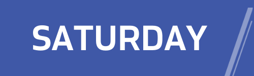 Saturday Things to Do Graphic
