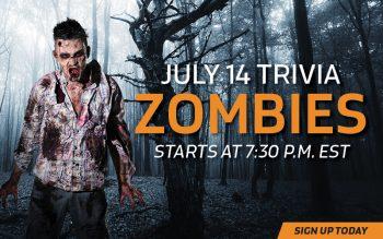 Zombie Trivia Header