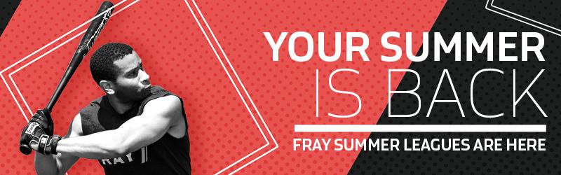 Summer 2021 Fray Leagues